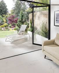 and thanks to its lightweight properties and affordability it s easy for diyers to lay their own patio and use the same tile design indoors to create one