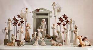 Willow Tree Display Stands Impressive Willow Tree Nativity Sets