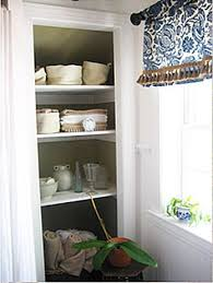 take the door off your bathroom linen closet for a chic and open feeling young house love bathroom closet designs r55 designs