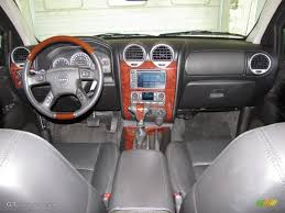Ebony Black Interior 2006 GMC Envoy Denali Photo #41027796 ...