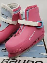 Bauer Lil Angel Skates Size Chart Ice Skating Girls Ice Skates Size 12