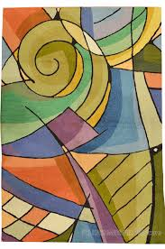 kandinsky rugs abstract wall hangings accent carpets hand