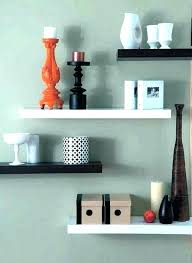 decorative shelves ikea wall mounted shelves white wall shelves floating shelves white floating shelves floating white wall cube decorative ladder shelves