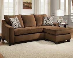 Sectionals In Living Rooms Elizabeth Chocolate 2 Pc Sectional Sofa Living Room Furniture