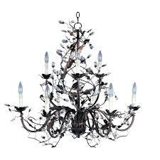 maxim lighting chandelier 9 light elegante