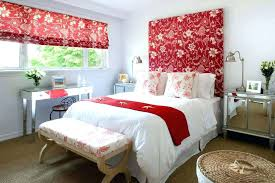 Red Black And White Bedroom Designs Black Bedroom Decor Red Black ...