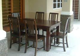 6 chair dining table creative of dining table 6 chairs dining room table and 6 chairs
