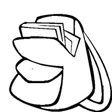 Small Picture Backpack Coloring Page Printable Pages For Preschoolers Coloring