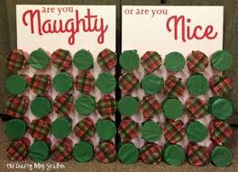 office christmas party favors. naughty or nice christmas game office party favors g