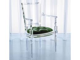 furniture lucite desk chair lucite chairs dining chair clear from decorative desk chair source translina com