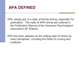 Font For Apa Format 6th Edition The Basics Of Apa Format Ppt Video Online Download