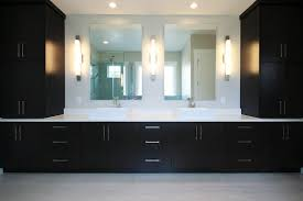 bathroom vanity mirrors. related projects. frameless bathroom vanity mirrors