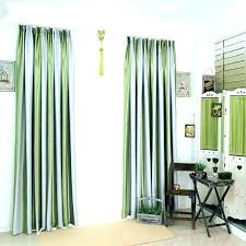 striped shower curtain green and brown black cream blue white horizontal cur