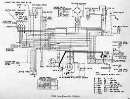 complete honda ct trail wiring diagram automotive wiring diagrams complete wiring diagram of honda ct90 trail