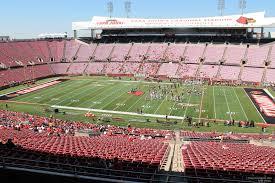 seat view for cardinal stadium loge 4