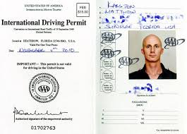 One To Might International Drivers Get Not you Need License An How