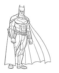 Click on the coloring page to open in a new window and print. 12 Best Free Printable Batman Coloring Pages For Kids