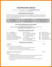 Sample Medical Billing Resume Templates Professional Resume Templates and Medical Billing Resumes Resume 2