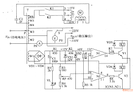 Ponent ac voltage regulator circuit two thirteen power supply circuits fixed using scr thumbnail wiring
