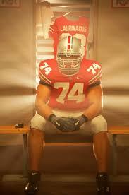Kirk Barton Big Ten TV Commercial – Ohio State Buckeyes