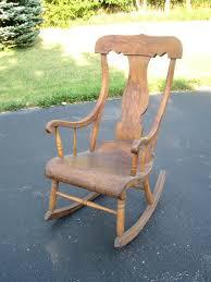 antique wooden rocking chair antique rocking chairs antique wooden rocking chairs for