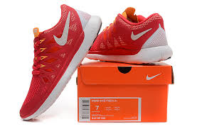 nike running shoes red and white. nike free 5.0 women\u0027s running shoes red and white