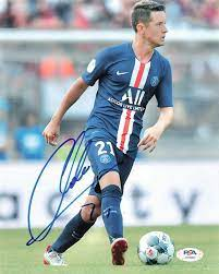 Ander Herrera signed 8x10 photo PSA/DNA Paris Saint-Germain Autographed at  Amazon's Sports Collectibles Store