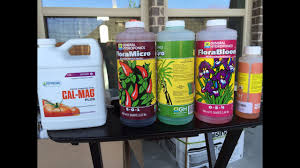 How To Mix Hydroponic Nutrients Masterblend General Hydroponic Flora Series