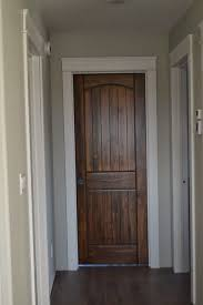 wood interior doors with white trim. Best 25 Dark Doors Ideas On Pinterest Interior Wood With White Trim