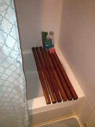 diy bath caddy 5