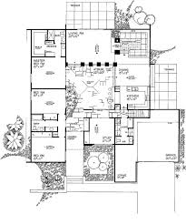Download small atrium house plans adhome