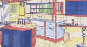 simple kitchen drawing. Fine Kitchen Small L Shaped Kitchen CabiDesign  Afreakatheart Simple Drawing  With Dimensions  With S