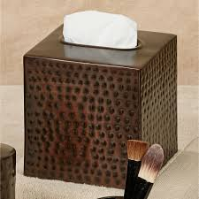 oil rubbed bronze bathroom accessories. Pressed Metal Tissue Cover Oil Rubbed Bronze Bathroom Accessories O