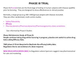 Phase 3 Clinical Trial Flow Chart Understanding Clinical Trials
