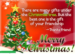 Christmas Quotes About Friendship