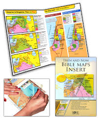 The Baker Book Of Bible Charts Maps And Timelines Bible Maps Timelines G T Luscombe