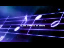 youtube channel art music. Exellent Art Andreea Petcu  Video Art Music Channel Presentation  On Youtube