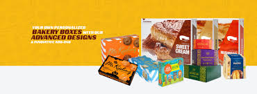Custom Bakery Packaging Boxes With Logo Wholesale And Retail