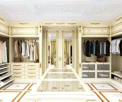 ... High End Walk In Closet Design Luxury Master Bedroom Closets Pictures  ...