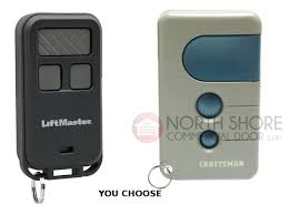 craftsman garage opener craftsman garage door keypad battery replacement