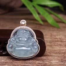 get ations good run natural burma jade old crater glass types a cargo jade buddha maitreya buddha pendant