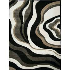 black brown tan area rug red and rugs full size of grey modern leather alluring outdoor