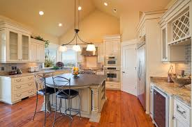 Kitchen With Vaulted Ceilings Volted Ceiling Vaulted Ceiling Lighting Ideas Structural