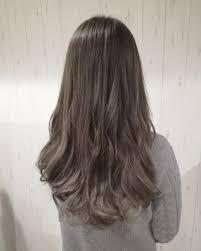 ブリーチした髪を活かした明るめグラデーションカラー Any
