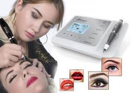 rotary digital permanent makeup machine with 7 inch touch screen