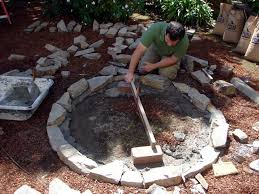 patio with fire pit and grill. Brilliant Fire Step 4 With Patio Fire Pit And Grill L