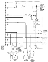 honda civic electrical wiring diagram 1997 honda civic electrical wiring diagram