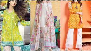 Ethnic Kurti Design Ethnic Cotton Kurti Design Printed Kurti Collection 2019
