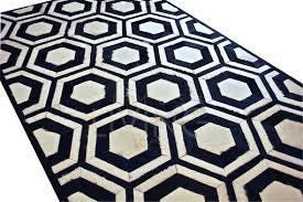 cowhide design rug miami