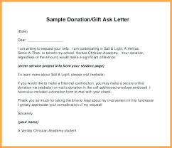 Non Profit Donation Letter Template Donation Request Letters Asking For Donations Made Easy